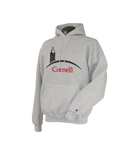 Cornell McGraw Tower Pull Over Hooded Sweatshirt