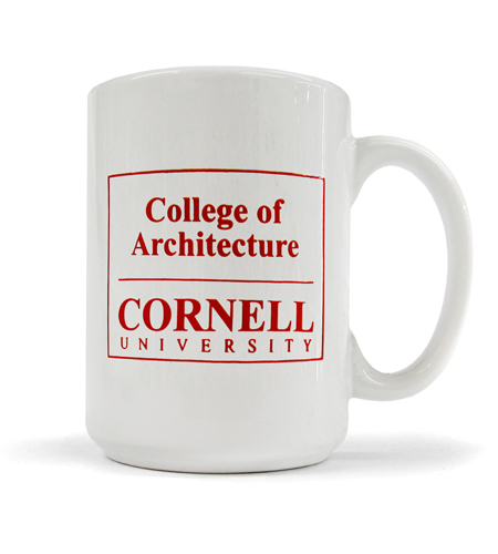 Cornell College of Architecture Mug