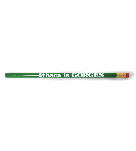 Ithaca is GORGES Pencil
