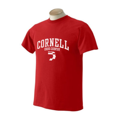 Cornell University Cross Country Sport T-Shirt