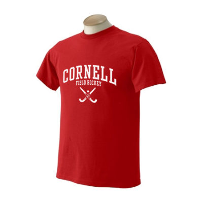 Cornell University Field Hockey Sport t-Shirt