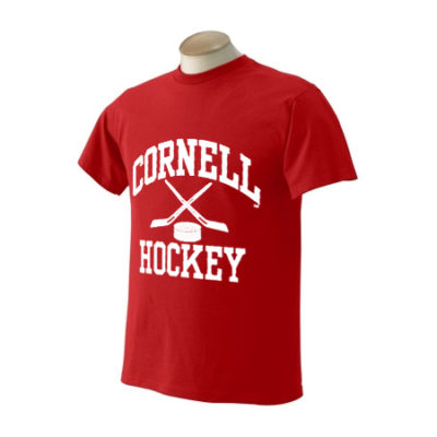 Cornell University Ice Hockey Sport T-Shirt