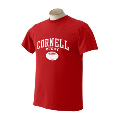 Cornell University Rugby Sport T-Shirt