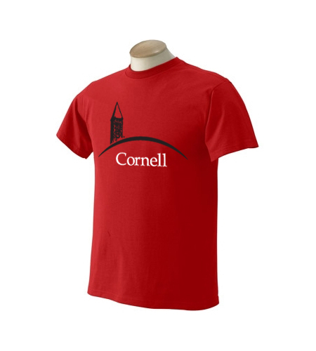 Cornell University McGraw Tower T-Shirt