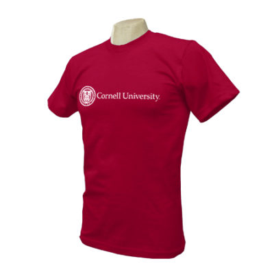 Cornell University 1 Line Seal American Apparel Classic T-Shirt