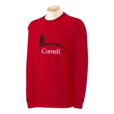 Cornell University McGraw Tower Long Sleeve Shirt