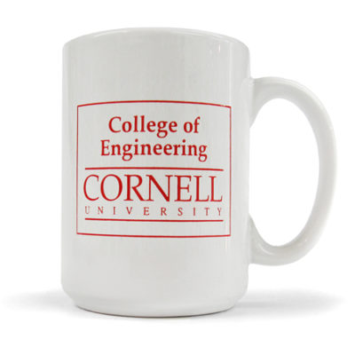 Cornell College of Engineering Mug