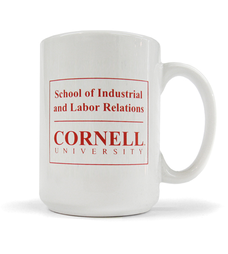 Cornell School of Industrial and Labor Relations Mug