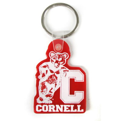 Cornell University Gel Key Chain