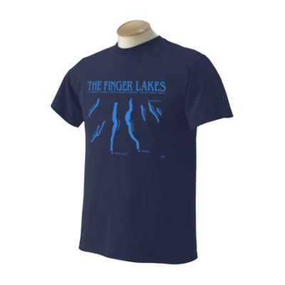 The Finger Lakes T-Shirt