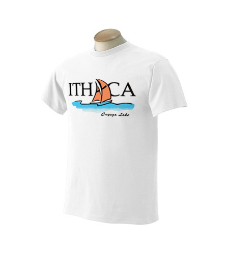 Ithaca Cayuga Lake T-Shirt